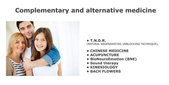 Complimentary and Alternative medicine Marbella