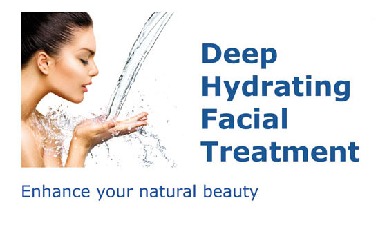 Deep skin hydration