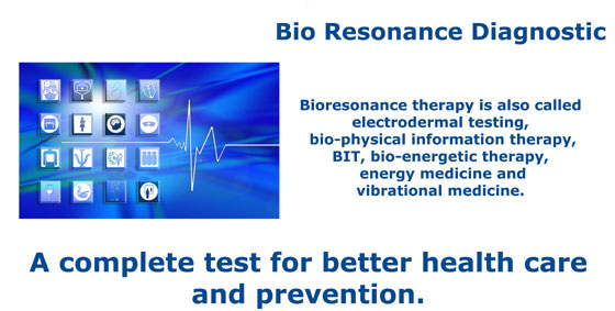 Bio Resonance Diagnostic Marbella
